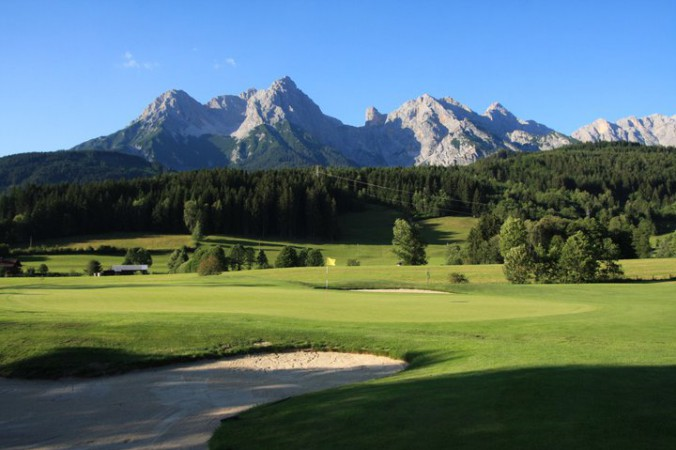 Golf course Urslautal in Saalfelden